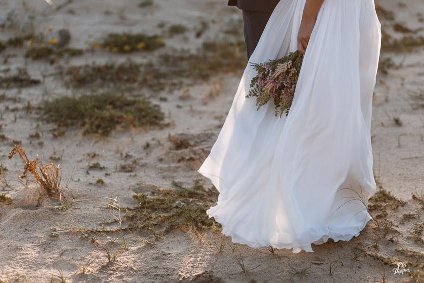 mariage a la plage seignosse landes beach wedding fleurs lady brindille