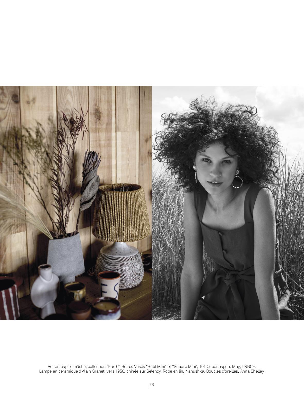 cheveux afro texture naturel eglantine reigniez