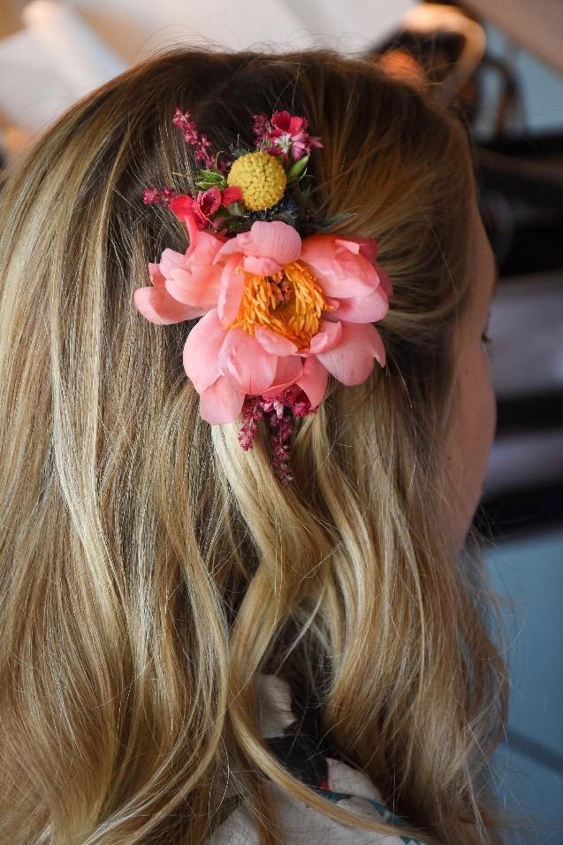 coiffure mariage bohème par eglantine reigniez