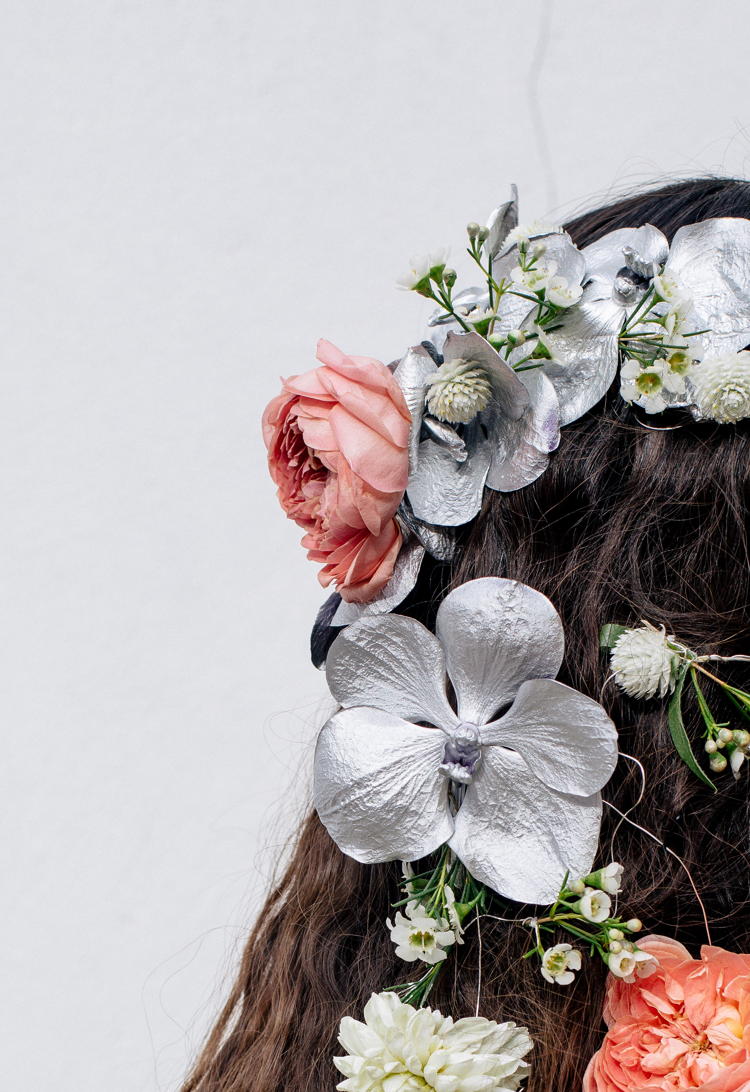 campagne ruban collectif 2018 coiffure eglantine reigniez piece florale lady brindille