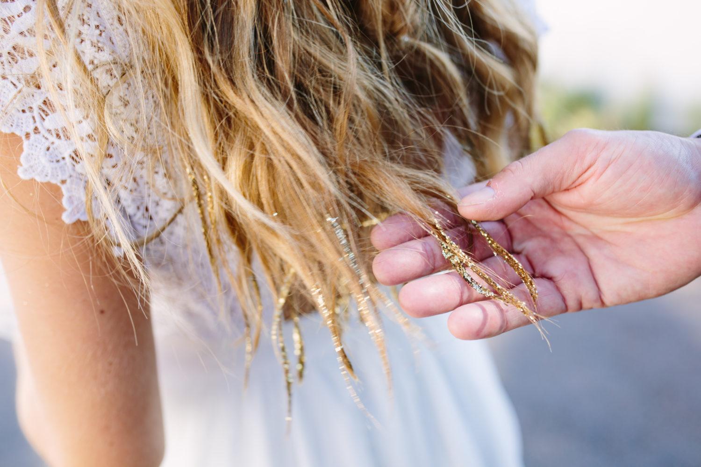 mariage julia et sven hairstyle paillette photo an lalemant coiffure eglantine reigniez