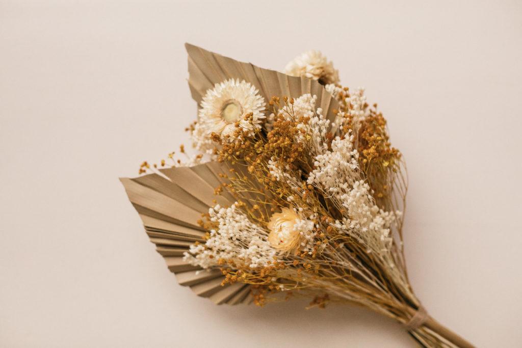 bouquet fleurs séchées par Lady Brindille